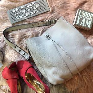 Rebecca Minkoff Darren Gray Leather Shoulder Bag